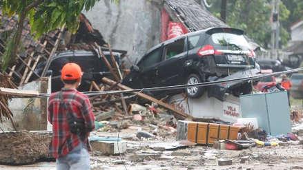 Tsunami en Indonesia deja al menos 373 muertos y más de 1,400 heridos