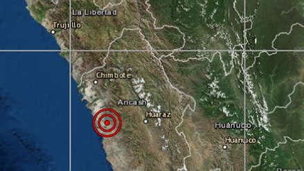 Áncash | Un sismo de magnitud 4.2 sacudió Casma esta noche