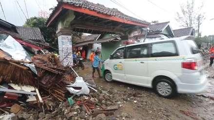 Los cinco videos que reflejan la destrucción en Indonesia tras devastador tsunami