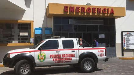 Arequipa: Joven madre mató a su hijo e intentó suicidarse