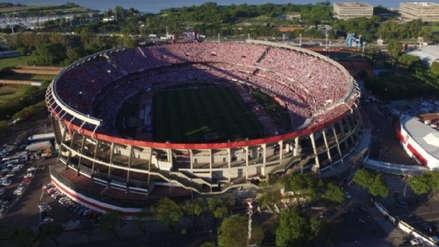 River Plate y la fiesta en el Monumental: el festejo por el título de la Copa Libertadores