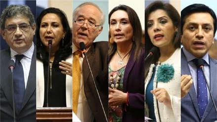 Las reacciones en el Congreso tras la conformación de la Comisión de Reforma Política