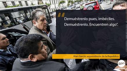 Fotos Las Frases Del Año En La Política Peruana Rpp Noticias