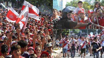 River Plate: miles de hinchas llegan al Monumental para festejar el título de la Copa Libertadores