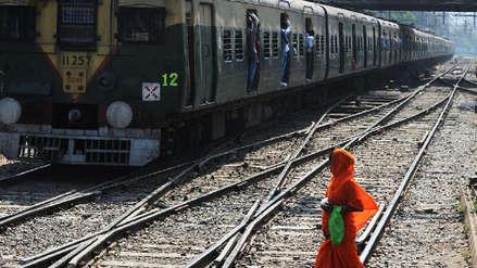 Murió bebé que sobrevivió tras ser tirado por el inodoro de un tren en la India