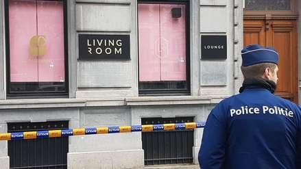 Un hombre disparó contra un restaurante de Bruselas