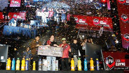 Perú eSports derrotó a Infamous Gaming y logró el campeonato de la Liga Pro Gaming