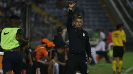 ¡El fin de una etapa! Pablo Bengoechea dejó de ser técnico de Alianza Lima