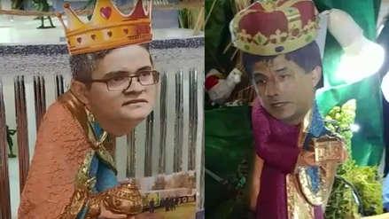 Nacimiento en hospital tiene como personajes a Richard Concepción Carhuancho y José Domingo Pérez