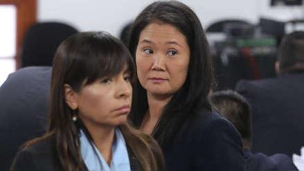 Abogada de Keiko Fujimori: