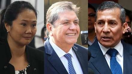 IEP: APRA, Fuerza Popular y el Partido Nacionalista son los partidos más asociados con corrupción