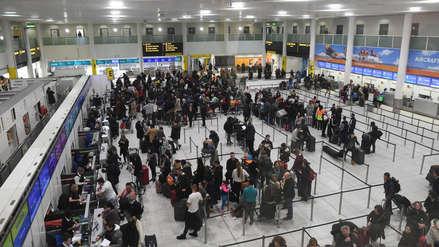 Fotos | Estos son los aeropuertos más concurridos del mundo en Navidad