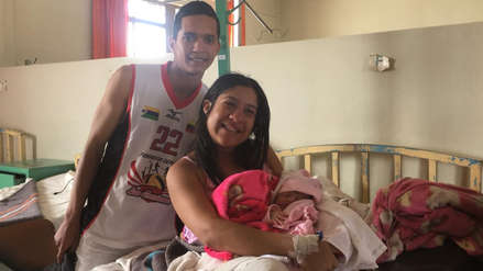 Arequipa | Una niña de padres venezolanos fue la primera en nacer este 25 de diciembre