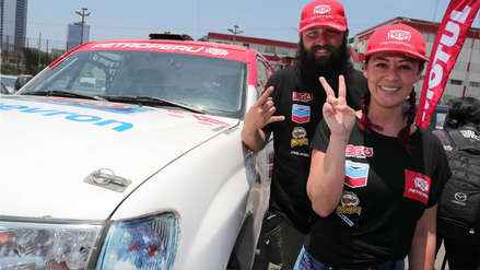 Fernanda Kanno vuelve al Rally Dakar para ser la primera peruana en cruzar la meta