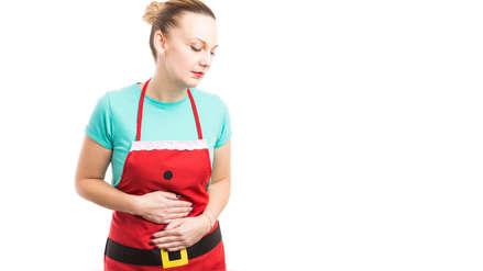 Complicaciones gastrointestinales luego de la cena navideña