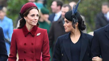 Toman caminos separados: Meghan Markle y el príncipe Harry ya no trabajarán con William y Kate