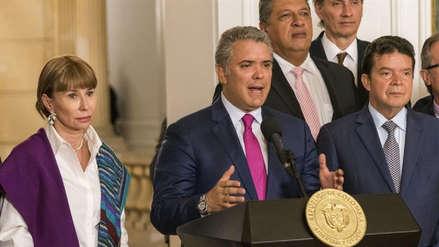 Colombia pide a más países desconocer a gobierno de Maduro a partir de 10 de enero