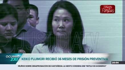 Keiko Fujimori | Un recuento paso a paso del caso judicial que la llevó a prisión preventiva