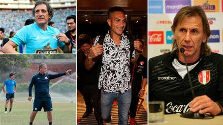 Las mejores frases que nos dejó el fútbol peruano en este 2018