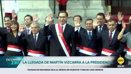 La era de Martín Vizcarra: Su llegada a la Presidencia marcó un giro en las relaciones Ejecutivo y Congreso