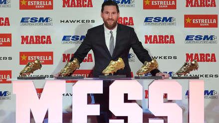 Lionel Messi sobre el Balón de Oro: