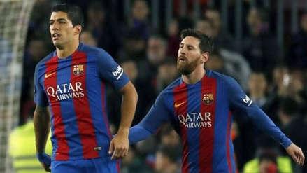En Inglaterra apuntan al posible sucesor de Luis Suárez en Barcelona