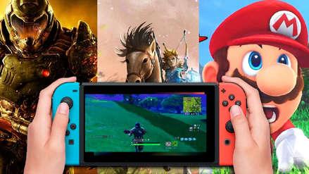 ¿No sabes qué juegos comprar para tu nueva Nintendo Switch? Te dejamos 10 recomendaciones