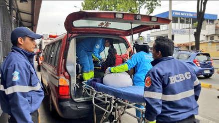 Derrame de ácido en bus causó quemaduras a siete pasajeros en Ecuador