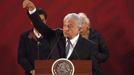 López Obrador niega conspiración en tragedia aérea en Puebla: