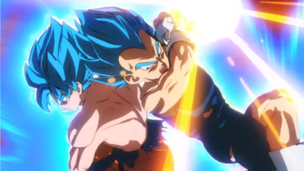 Dragon Ball Super: Broly | Video musical oficial muestra imágenes inéditas del combate principal de la película
