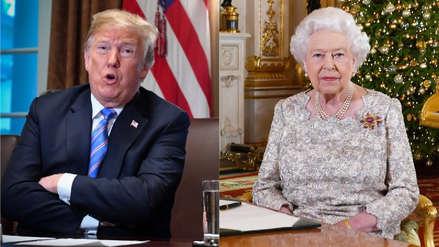 Columna | De la hostilidad de Trump al tono apaciguador de la Reina Isabel II