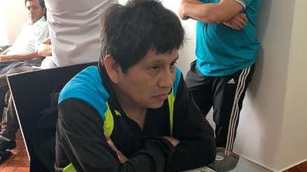 Detienen al fiscal Abel Concha por el delito de corrupción de funcionarios