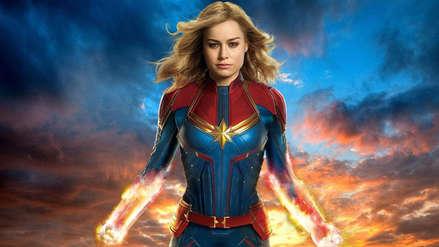 """""""Capitana Marvel"""": Esta es nuestra reseña sin spoilers de la nueva cinta de Marvel Studios"""