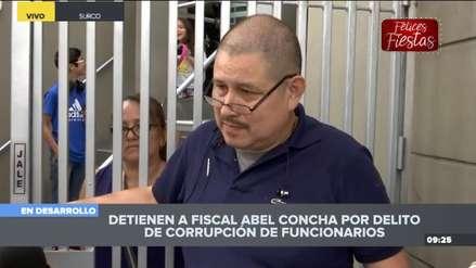 """Hermano de Abel Concha: """"Él era voceado para reemplazar a Rafael Vela y han buscado un escándalo para bajárselo"""""""