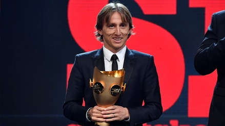 Luka Modric, mejor deportista croata del año 2018