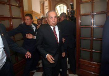 Francesco Petrozzi: La Bancada Liberal presentará una denuncia constitucional contra Pedro Chávarry