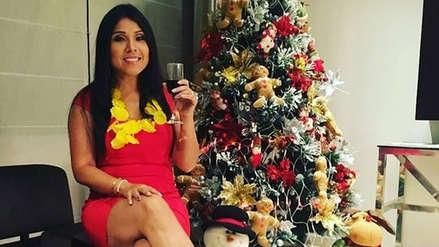 Tula Rodríguez: El tierno regalo que recibió de su hija en Navidad [VIDEO]