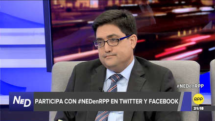 Procurador Ramírez: Los fiscales Vela y Pérez deben mantenerse