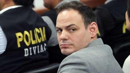Sala dejó al voto apelación de Mark Vito Villanella a su impedimento de salida del país