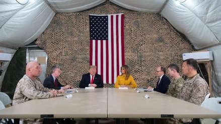 Donald Trump no se reunió con el primer ministro por un desacuerdo
