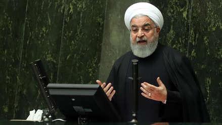 Hasan Rohaní: EE.UU. busca