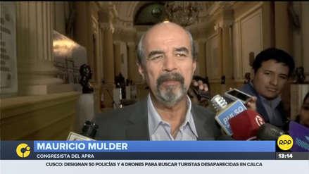 Mulder: Requerimiento contra fiscal de la Nación muestra
