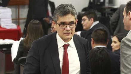 Seguridad del Estado evaluará solicitud de seguridad adicional que presentó José Domingo Pérez