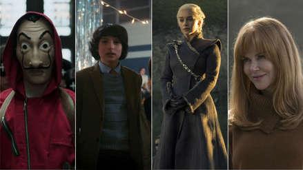 Las 15 series más esperadas del 2019: De