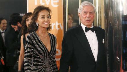 Mario Vargas Llosa e Isabel Preysler: