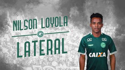Goias de Brasil confirmó el fichaje de Nilson Loyola