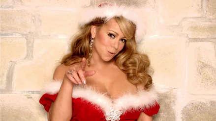 Mariah Carey logra un nuevo récord de reproducciones en Spotify por Navidad