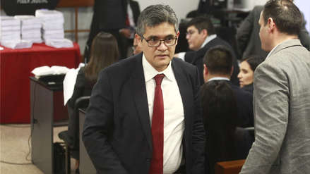 Cusco: Decano de colegio de abogados presenta acción de amparo para proteger a José Domingo Pérez