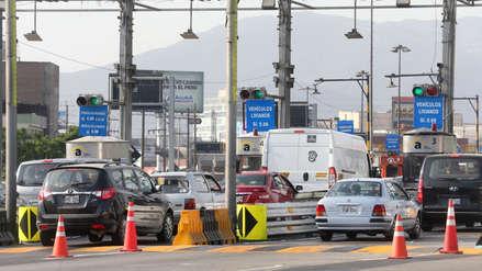 ¿Planeas salir de Lima en Año Nuevo?, esta es la nueva tarifa de los peajes