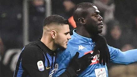 Kalidou Koulibaly: Inter es sancionado con dos partidos a puerta cerrada por actos de racismo